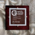 Contempo Plaque Sales Awards