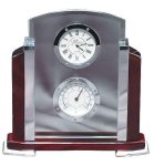 Wood, Glass, Aluminum Clock and Thermometer Sales Awards